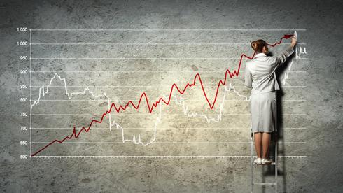 עושות כסף צרכנות פיננסית נשים אשת עסקים השקעות חיסכון, צילום: שאטרסטוק