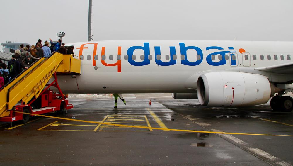 חברת תעופה פליי דובאי Fly Dubai