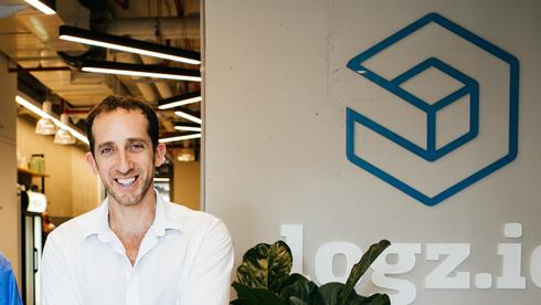"""תומר לוי, מנכ""""ל Logz.io , Credit: Fabiana Kocubey"""