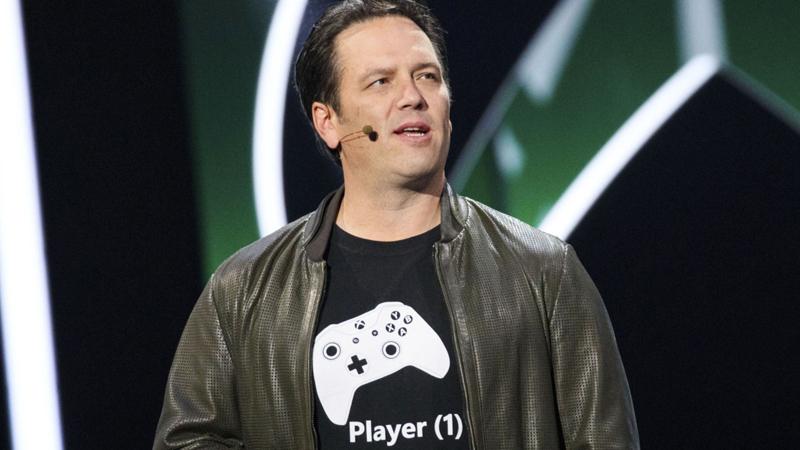 מנהל חטיבת Xbox במיקרוסופט פיל ספנסר