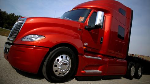 קונטיננטל תודיע לנהגי משאיות מתי להחליף צמיגים - בעזרת המערכת של טרפילוג הישראלית