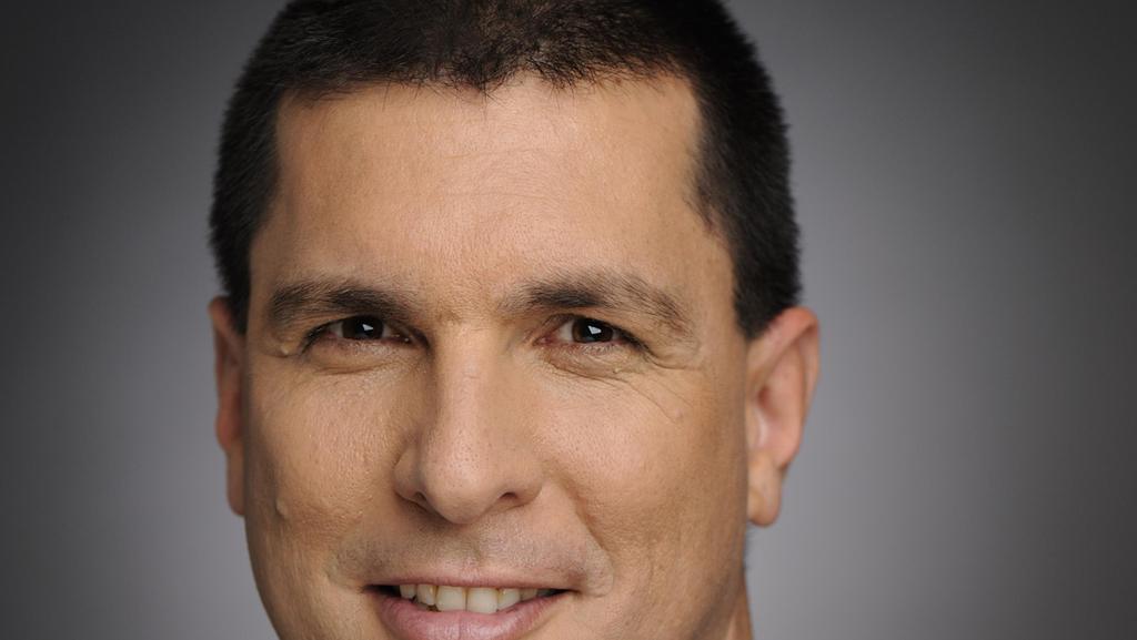 רון גריסרו ראש החטיבה הבנקאית בבינלאומי בנק הבינלאומי