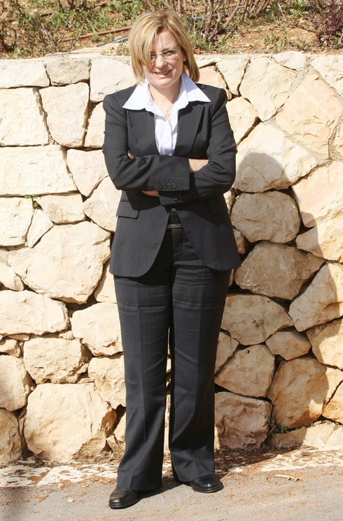 אורלי יחזקאל, נעצרה ונחקרה בפרשה, צילום: עטא עוויסאת