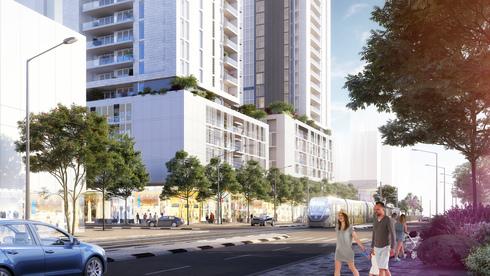 הכשרת הישוב מוכרת לקרן אמפא-יובלים 54 דירות בחולון ב-114 מיליון שקל