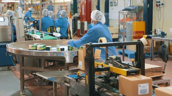 מפעל מפעלים בקורונה