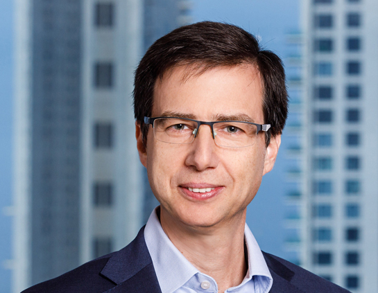 """חנן פרידמן מנכ""""ל בנק לאומי ועידת דובאי"""
