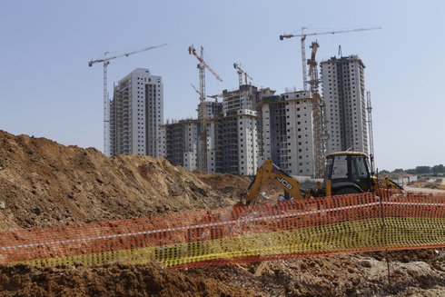 בנייה, צילום: עמית שעל