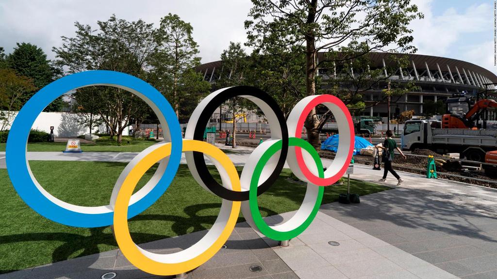 סמל ה אולימפיאדה טוקיו 2021