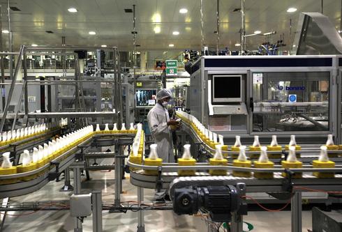 מפעל של יוניליוור , צילום: בלומברג