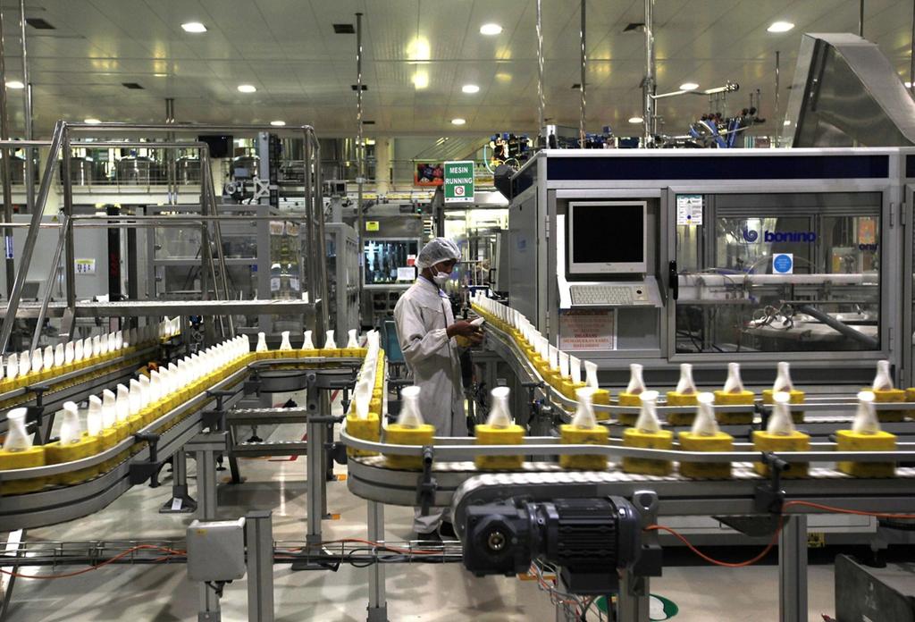 מפעל יוניליוור ב אינדונזיה