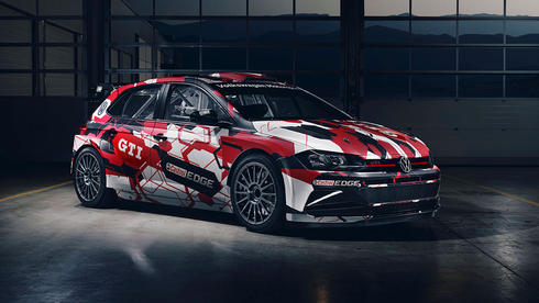 מכונית ספורט של פולקסווגן , צילום: יצרן