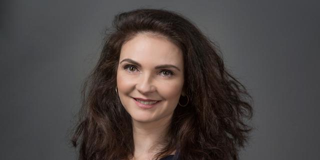 רינת אשכנזי מנהלת מחלקת מחקר מדדים קסם קרנות ETF כנס רפואה חכמה