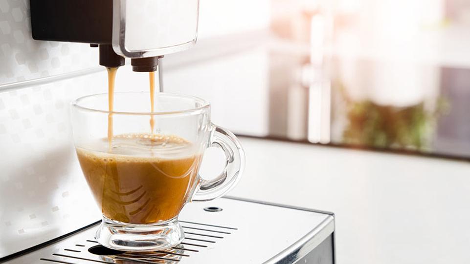 מכונת קפה שתייה