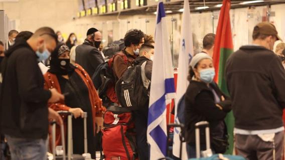 הממשלה אישרה איסור יציאת ישראלים ל-7 מדינות בהן תחלואת הקורונה גבוהה