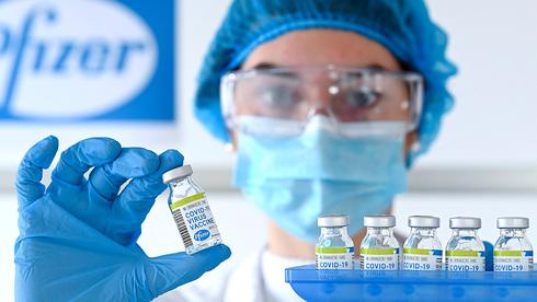 """ארה""""ב: אור ירוק למתן החיסון לקורונה של פייזר לבני 12-15"""