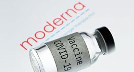 חיסון של חברת מודרנה