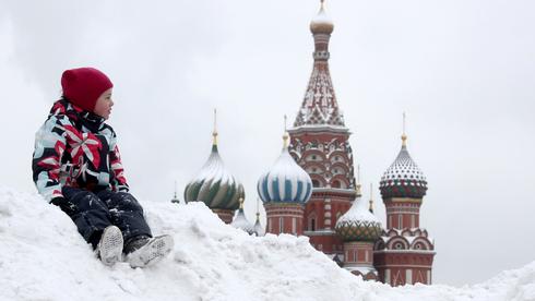 הכיכר האדומה, מוסקבה, צילום: רויטרס