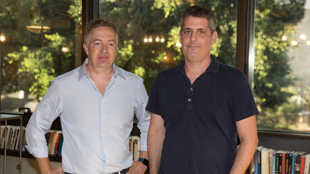נמרוד וקס ו דימיטרי סירוטה מייסדי BigID ביג איידי