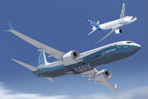 צילום: Boeing, Airbus