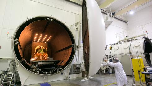 מייסדי JFrog ו-NSO השתתפו בגיוס לשיגור בראשית 2 לירח