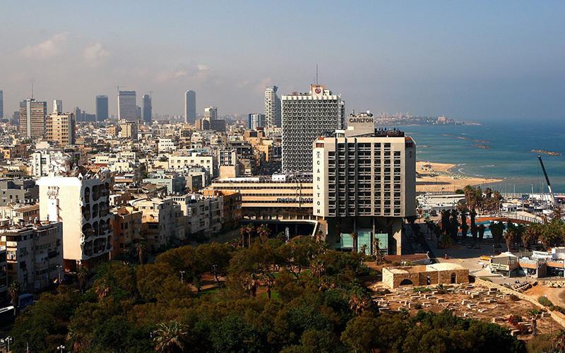 תל אביב דצמבר 20 זירת נדלן