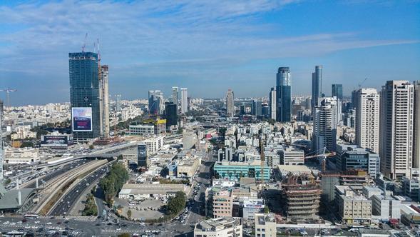 תל אביב, צילום: greissdesign/Pixabay