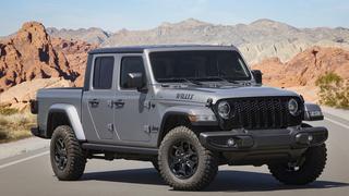 ג'יפ גלדיאטור ג'יפ רנגלר Jeep wrangler