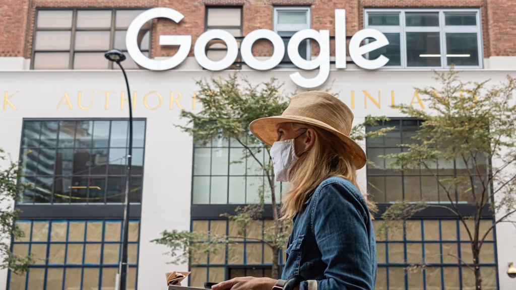 משרדי גוגל צ'לסי ניו יורק קורונה