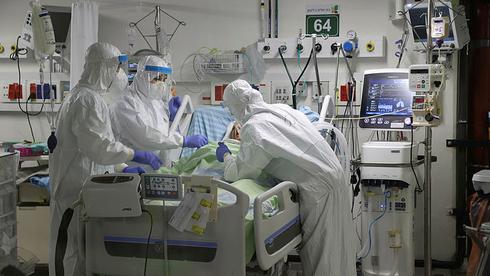 הנתונים נחשפים: כל החולים הצעירים במצב קשה - לא מחוסנים