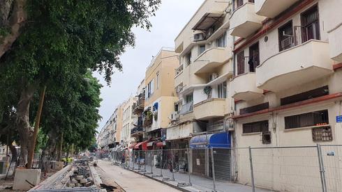 בניין בשדרות ירושלים 79 ביפו, צילום: אוראל כהן