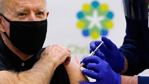 """ארה""""ב תתמוך בוויתור על זכויות פטנטים על חיסונים לקורונה"""