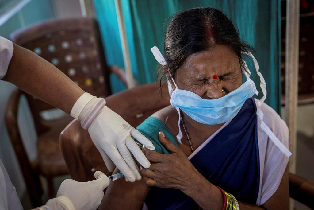 הודו חיסון קורונה