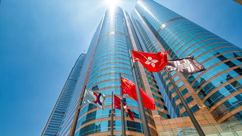 בורסת הונג קונג, צילום: שאטרסטוק