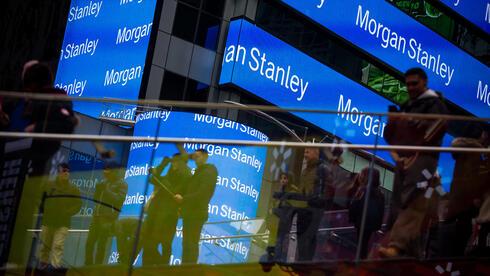 מטה בנק השקעות מורגן סטנלי ניו יורק, צילוםן: בלומברג