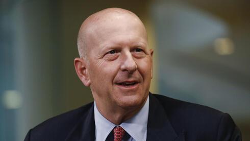 """דיוויד סולומון מנכ""""ל בנק השקעות גולדמן זאקס, צילום: בלומברג"""