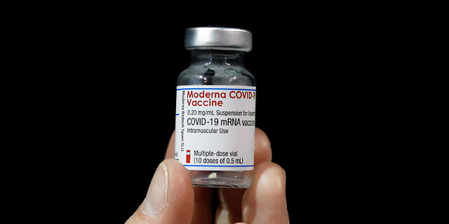 החיסון של מודרנה לקורונה, צילום: רויטרס