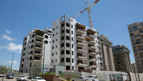 פרויקטים של בנייה בצפון תל אביב, צילום: ענר גרין
