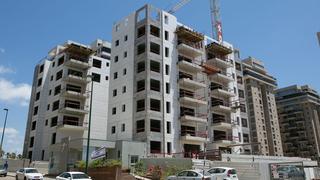 בנייה בתל אביב, צילום: ענר גרין