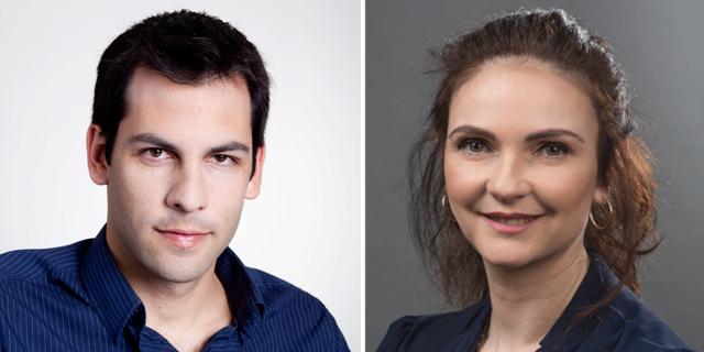 מימין רינת אשכנזי אמיר כהנוביץ פאנל ממשבר לצמיחה