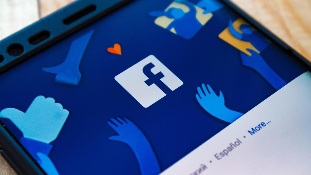 אפליקציית פייסבוק