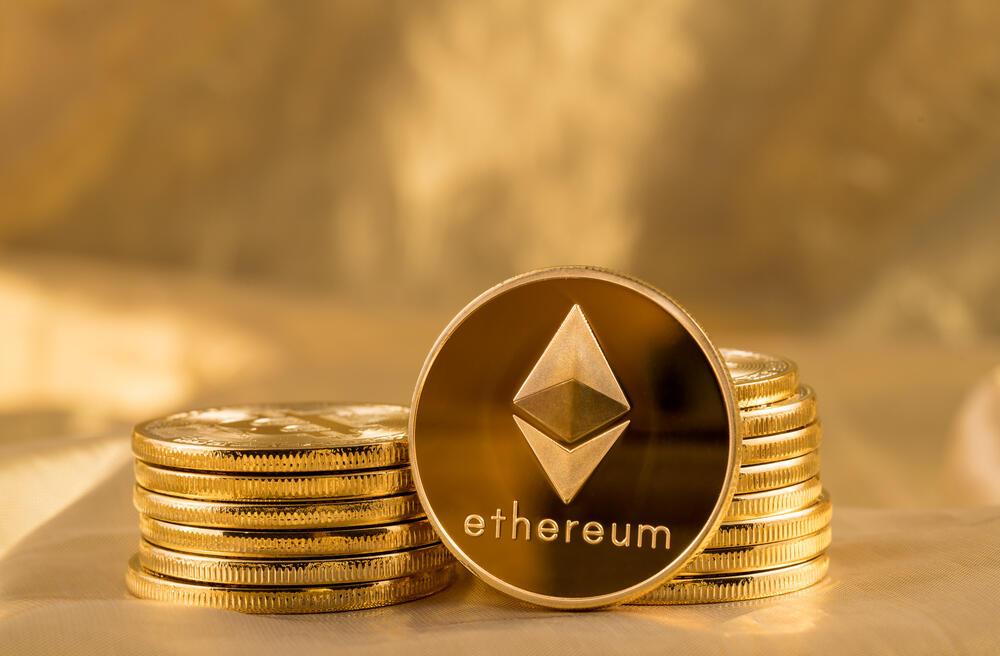 מטבע קריפטו אתריום את'ריום כסף דיגיטלי