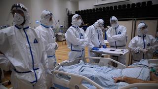 צוות רפואי (ארכיון), צילום: איי פי