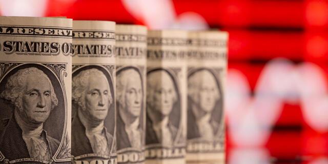 דולרים , צילום: רויטרס