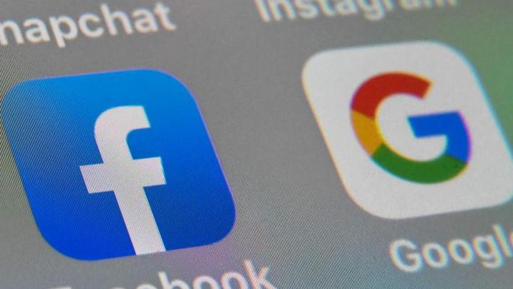 פייסבוק גוגל טלפון עיתונות האיחוד האירופי