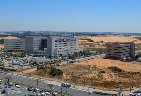 בית החולים אסותא אשדוד, צילום: אבי רוקח