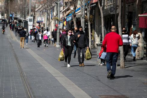 ירושלים. עסקים קטנים ממשיכים להתאושש, צילום: רויטרס