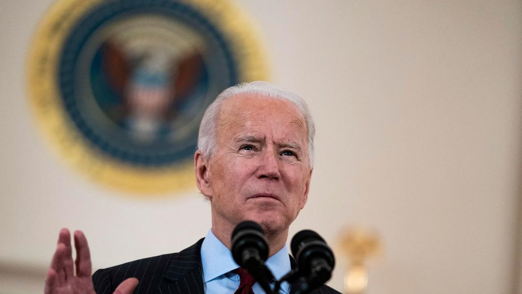 """ביידן ב""""נאום החיסונים"""" לאומה: """"ב-4 ביולי נחגוג את תחילת העצמאות מהקורונה"""""""