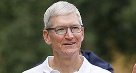 """טים קוק, מנכ""""ל אפל , צילום: בלומברג"""