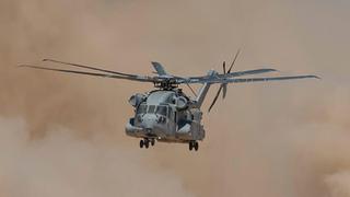 מסוק סיקורסקי CH53K החדש שירכוש חיל האוויר, צילום: לוקהיד מרטין