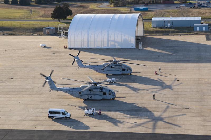 מסוק סיקורסקי CH53K החדש שירכוש חיל האוויר